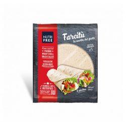 Nf farcitú gluténmentes tortilla lap 120 g