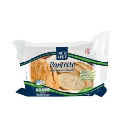 Nf panfette fehér szeletelt kenyér 300 g