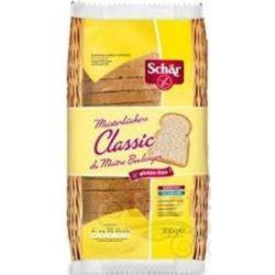 Schar gluténmentes kenyér classic szeletelt fehér 300 g