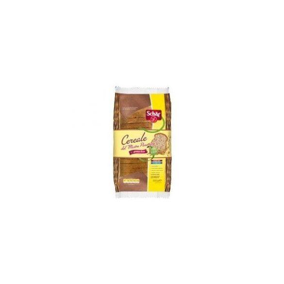 Schar gluténmentes kenyér cereal többmagvas szeletelt 300 g
