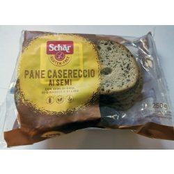 Schar gluténmentes kenyér pane casereccio sokmagvas 250 g