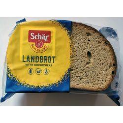 Schar gluténmentes kenyér landbrot szeletelt 275 g