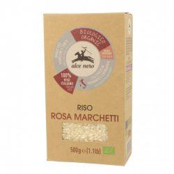 Alce Nero Bio Rosa Marchetti Fehér Rizs 500 g