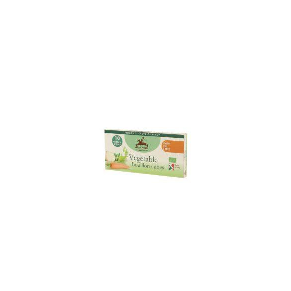 Alce Nero bio zöldség fűszerkocka 100 g