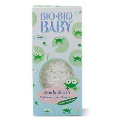Bio bio baby rizskeményítős fürdősó 300 ml