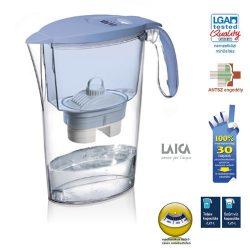 Laica clear line vízszűrő kancsó kék