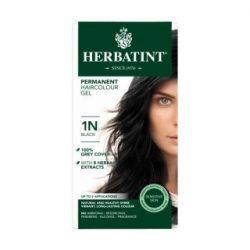 Herbatint 1n fekete hajfesték 135 ml