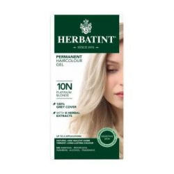 Herbatint 10n platinaszőke hajfesték 135 ml