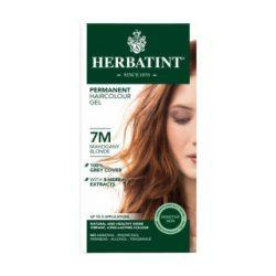 Herbatint 7m mahagóni szőke hajfesték 135 ml