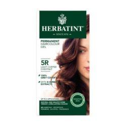 Herbatint 5r világos réz gesztenye hajfesték 135 ml