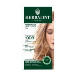Herbatint 10dr világos réz-arany hajfesték 150 ml