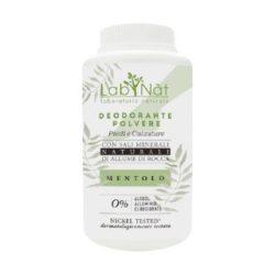 Labnat természetes dezodoráló lábhintőpor 120 g