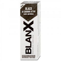 Blanx black charcoal fehérítő fogkrém 75 ml