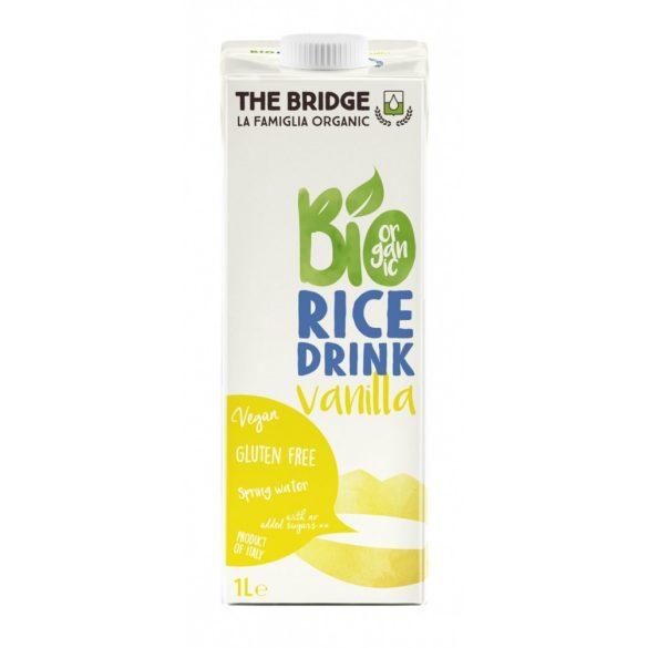 The Bridge bio rizs ital vaníliás 1000 ml