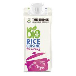 The Bridge bio rizs főzőkrém 200 ml