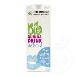 The Bridge bio quinoa és rizs ital natúr 1000 ml