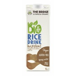 The Bridge bio rizs ital mogyorós 1000 ml