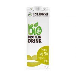 The Bridge bio csicseriborsó alapú protein ital 1000 ml