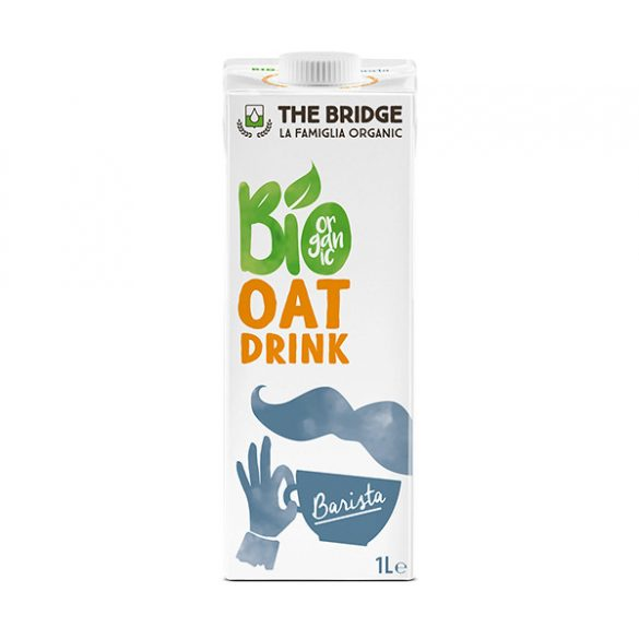 The Bridge bio zab ital barista 1000 ml