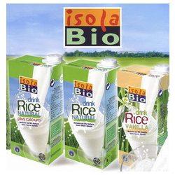 Isola bio rizs főzőkrém 200 ml