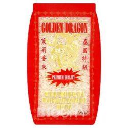 """Golden Dragon jázmin rizs """"a"""" 1000 g"""