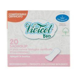 Vivicot bio tisztasági betét 20 db