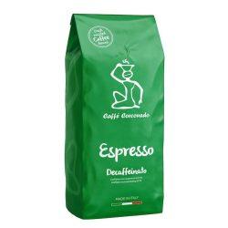 Caffe Corcovado koffeinmentes szemes pörkölt kávé 1000 g