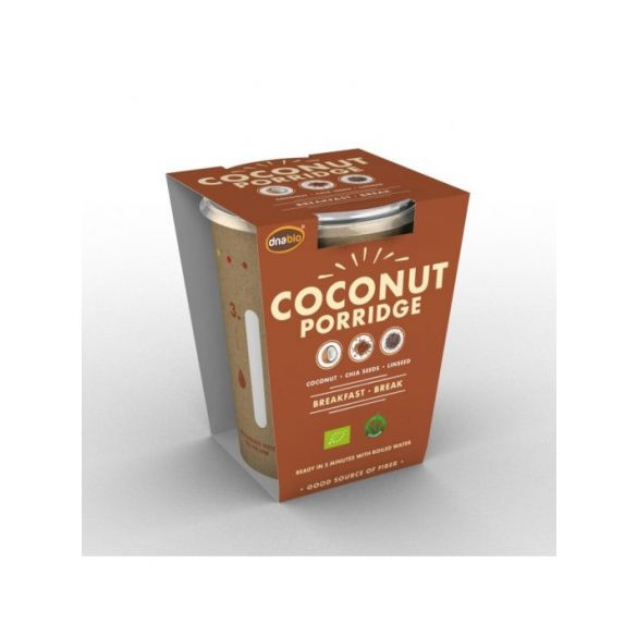 Dnabio instant kása kókuszos 55 g