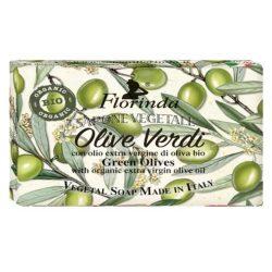 Florinda Szappan Natúr Zöld Olívás 100 g