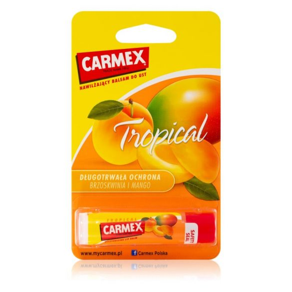 CARMEX AJAKÁPOLÓ STICK TROPICAL
