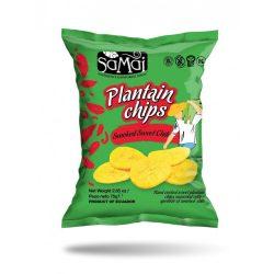 Samai plantain főzőbanán chips édes chili 75 g