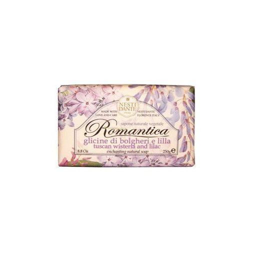 Nesti szappan romantica lila akác-orgona 250 g
