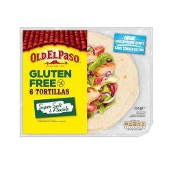 Old Elpaso Tortilla Gm. 6 Lap 216 g
