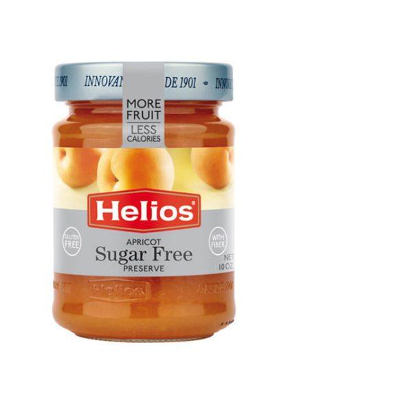 Helios sárgabarack extradzsem édesítőszerrel 280 g