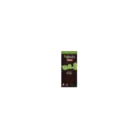 Torras gluténmentes étcsokoládé steviával 100 g