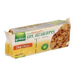 Gullón keksz chip choco csokidarabos édesítőszerrel 125 g