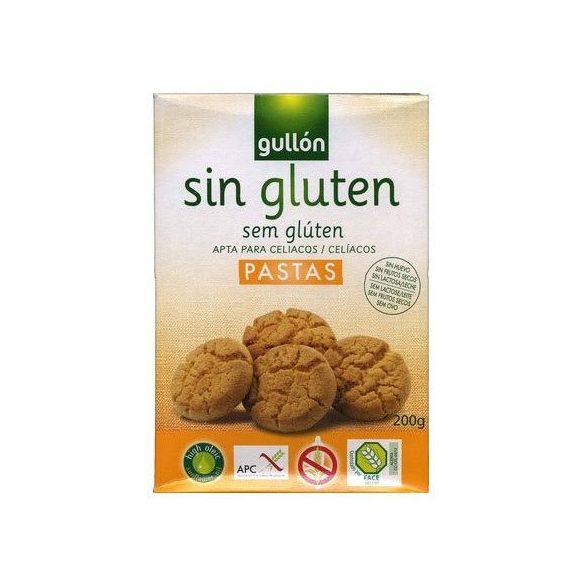 Gullón glutén- tej- és laktózmentes keksz pastas 200 g