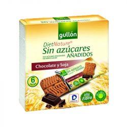 Gullón snack csokis keksz 144 g