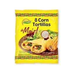 Zanuy kukorica tortilla 20 cm 315 g