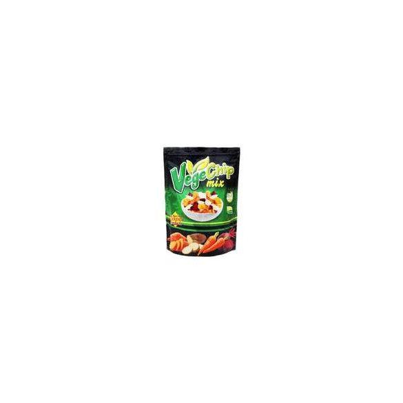 Vegechip vegyes zöldség chips cékla 70 g