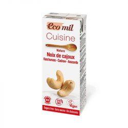 Ecomil bio kesudió főzőkrém cukor hozzáadása nélkül 200 ml