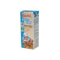 Ecomil bio növényi mandula főzőkrém 200 ml