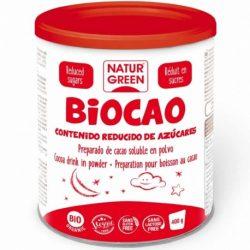 Naturgreen Bio Instant Kakaópor Gm. 400 g