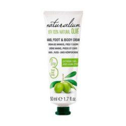 Naturalium 3in1 lotion kéz-láb-testápoló krém oliva 50 ml