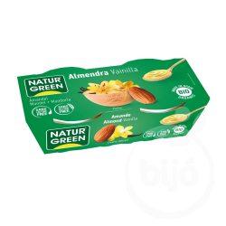 Naturgreen bio mandula-vanília desszert 250 g