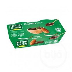 Naturgreen bio mandula-csokoládé desszert 250 g