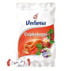 Verbena cukorka csipkebogyó 60 g