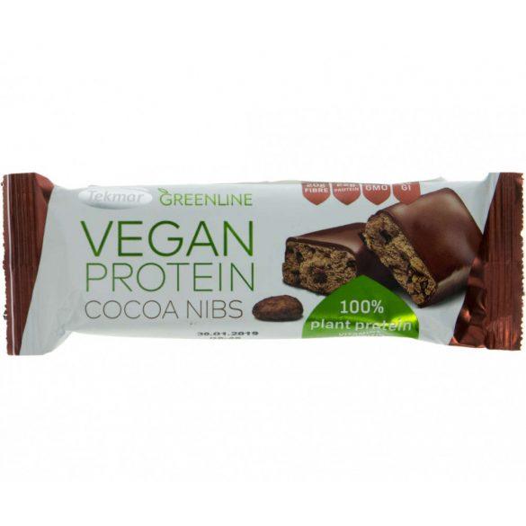 Tekmar Vegán Protein Kakaóbabos  40 g