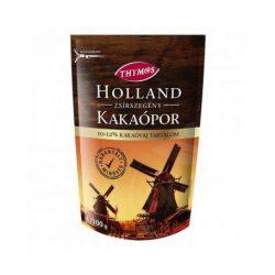 Thymos holland kakaópor zsírszegény 10-12% 100 g