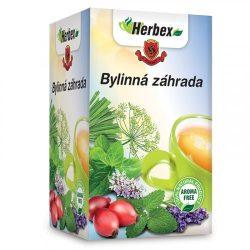 Herbex gyógynövényes kert 20x1,5g 30 g